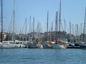 SKS Ausbildungstörn Balearen