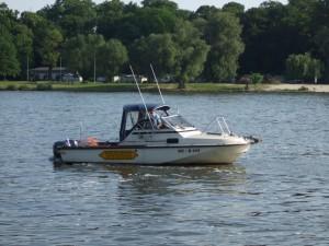 Little Runaway, Revenge 22: Das Ausbildungsboot der Kapitän Meyer-Brenkhof Yachtschule